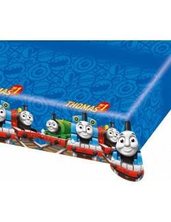Fata de masa PVC, Locomotiva Thomas, 120 x 180 cm