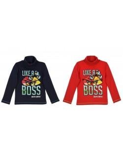 Helanca Angry Birds- Like a Boss 4-10 ani HO1216