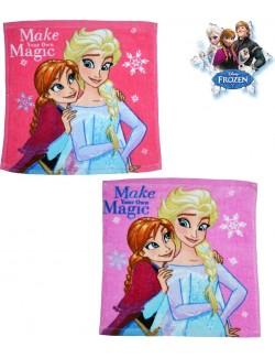 Prosop fata, Disney Frozen, 30 x 30 cm, model 1