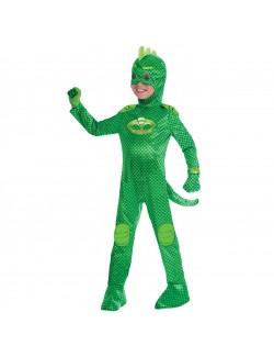 Costum Șopi PJ Masks deluxe, copii 3-6 ani