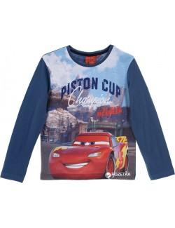 Bluza baieti, Disney Cars Piston Cup, 3 - 8 ani