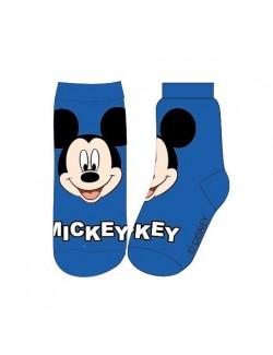 Sosete Mickey Mouse, 23-34, albastre