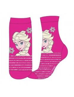 Sosete Elsa Disney Frozen, fucsia, 23-34