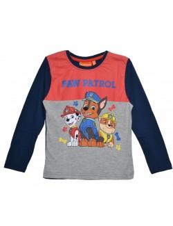Bluza Paw Patrol, bleumarin, copii 3 - 8 ani