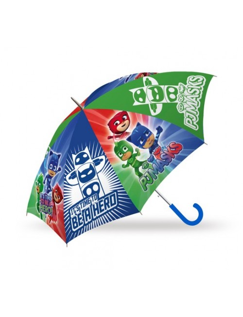 Umbrela manuala copii, PJ Masks, 41 cm