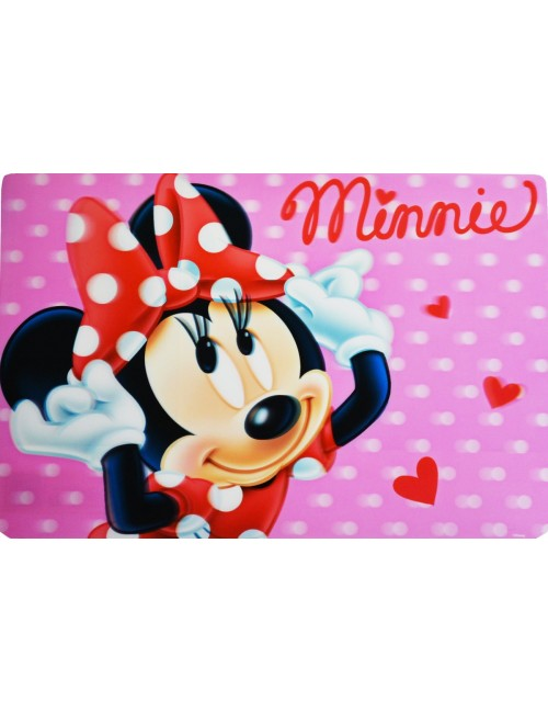 Suport protectie masa, 3D , Disney Minnie Mouse, 42 cm