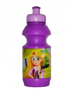Sticla pentru apa, Rapunzel, plastic, 400 ml