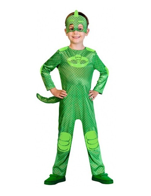 Costum Sopi PJ Masks clasic, copii 5 - 8 ani