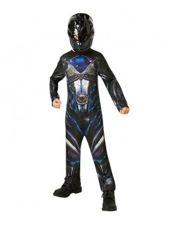 Costum copii Power Rangers Black, Clasic