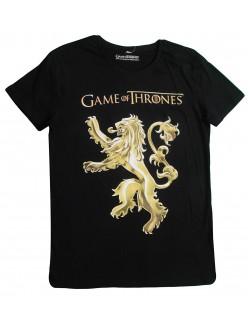 Tricou adulti, Game of Thrones Casa Lannister, S - XL