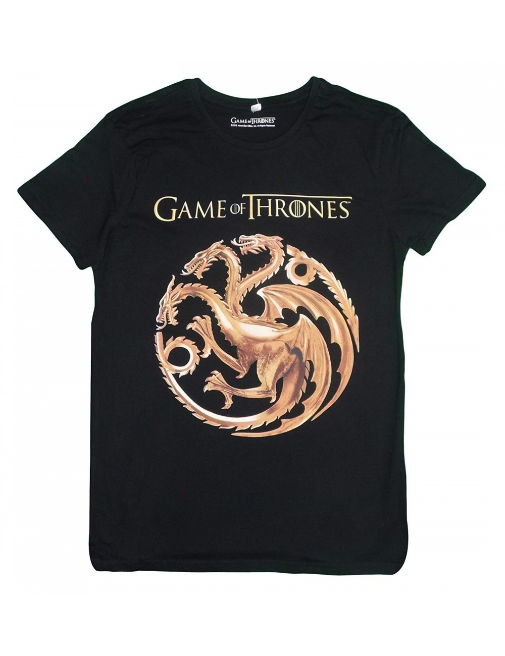 Tricou adulti, Game of Thrones - Casa Targaryen, S - XL