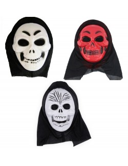 Masca Halloween Craniu/ Fantoma