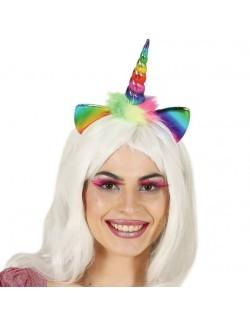 Bentita Unicorn multicolor pentru copii