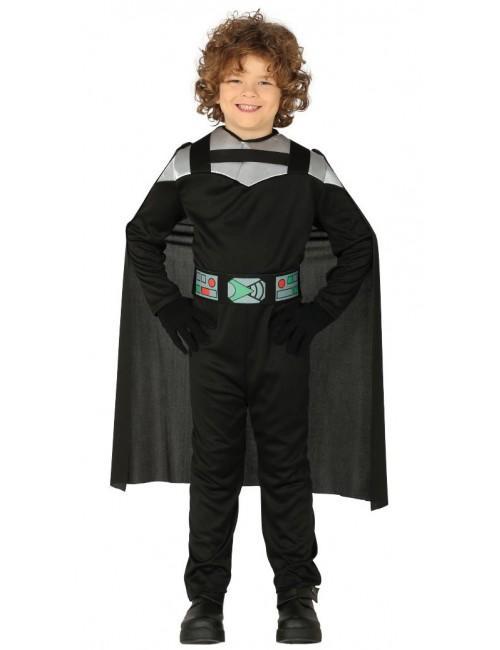 Costum copii, Dark Lord, 3-12 ani