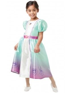 Costum Nella - Printesa cavaler, copii 3-6 ani