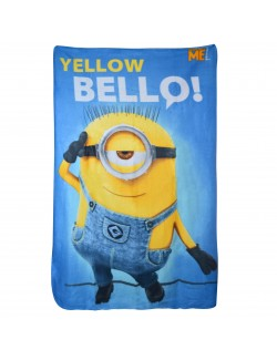 Paturica polar, Minions Yellow Bello!, 100 x 150 cm
