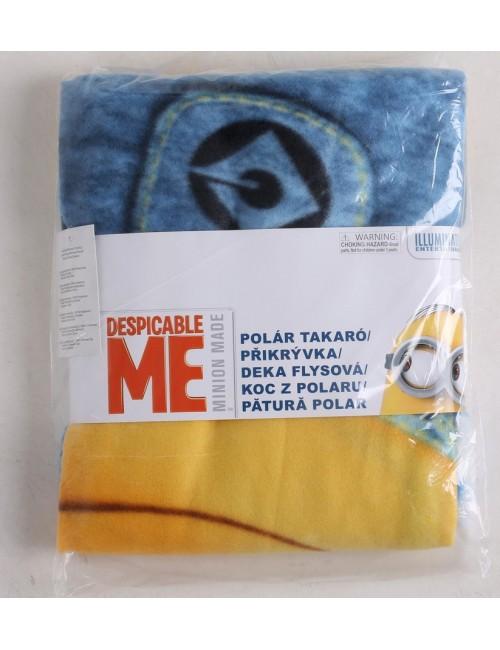 Paturica polar, Minions Yellow Bello!, 100 x 150 cm