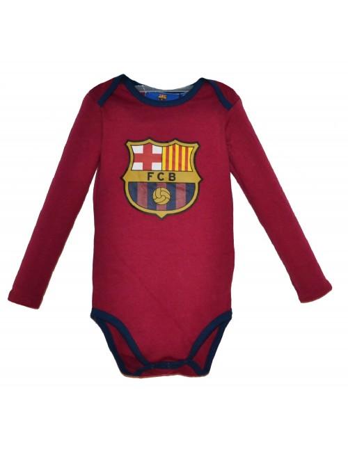 Body bebelusi, FC Barcelona. 3-24 luni, grena