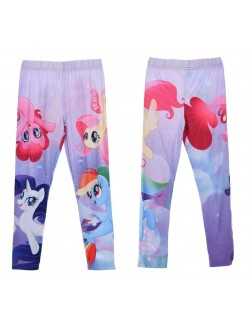Colanti fete, My Little Pony, 3-8 ani (Blue)