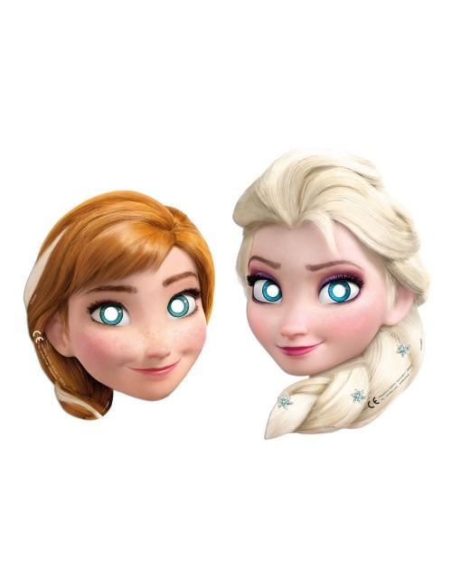 Set 6 masti petrecere, Ana si Elsa - Disney Frozen