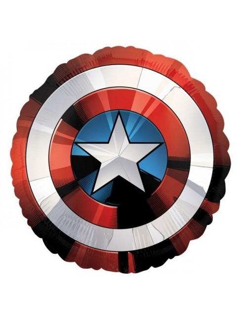 Balon folie, Scut Captain America, 71 cm