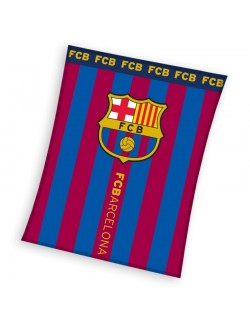 Paturica polar, FC Barcelona, 110 x 140 cm
