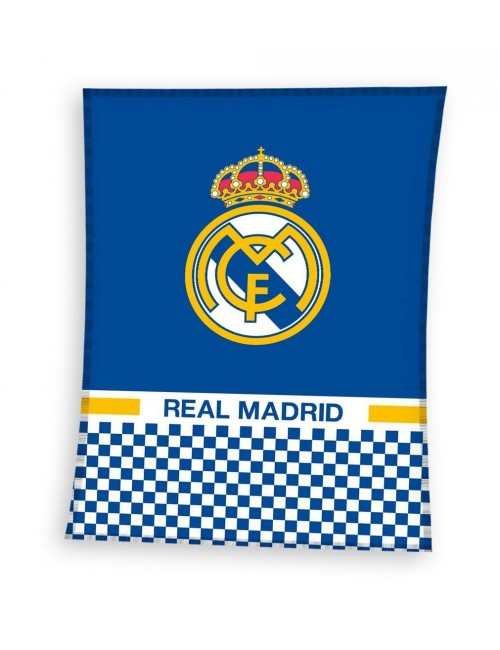 Paturica polar, Real Madrid, 110 x 140 cm