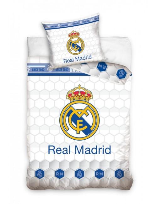 Lenjerie de pat, Real Madrid, 160 x 200 cm
