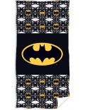 Prosop plaja Batman Logo, 140 x 70 cm, bumbac