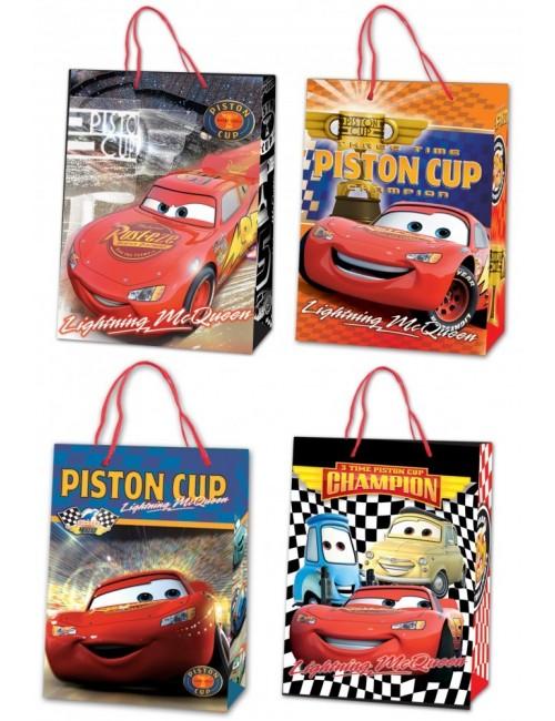 Punga cadou, Disney Cars, 23 x 16 x 9 cm