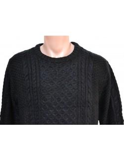 Pulover negru pentru barbati, C&A, marimi L - XXL