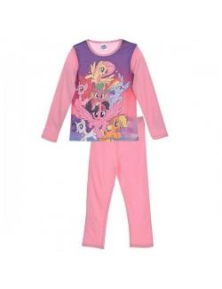 Pijama Micii Ponei, roz, pentru fete 3 - 8 ani