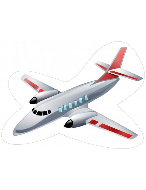 Perna decor, Avion, 45 x 35 cm