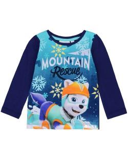 Bluza Paw patrol - Everest, copii 3-6 ani, albastru