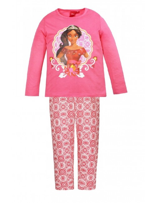 Pijama Elena din Avalor, fete 3-6 ani, roz