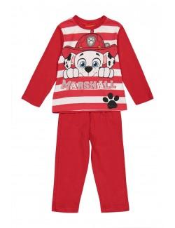 Pijama Patrula catelusilor Marshall, copii 3-6 ani