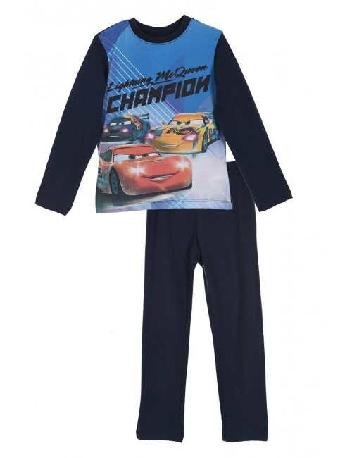 Pijama Disney Cars - Fulger Champion, baieti 3-8 ani