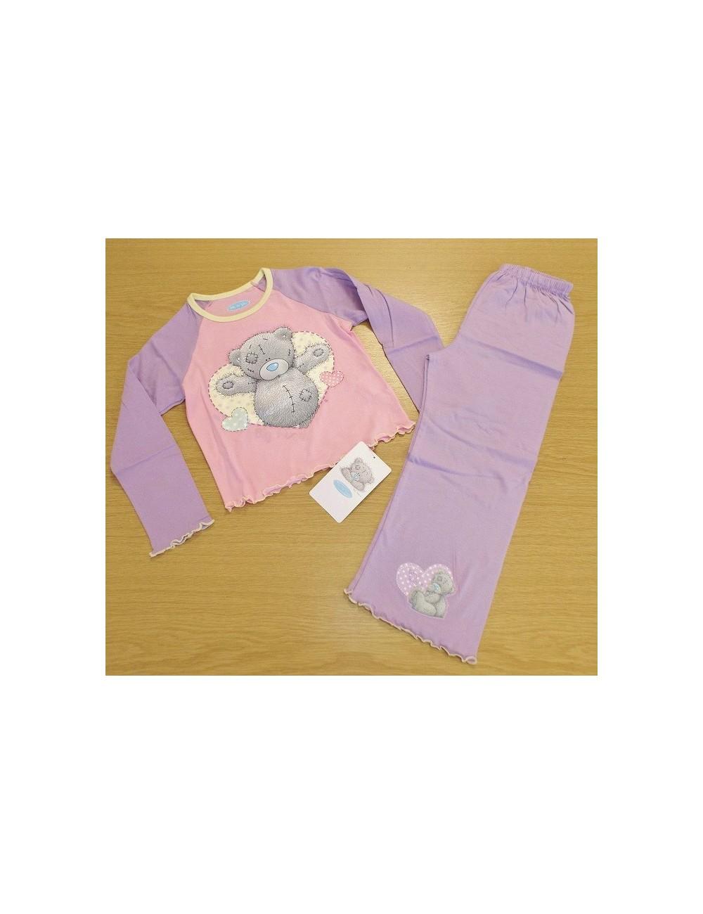 Pijama bebelusi Tatty Teddy, 12 luni - 24 luni
