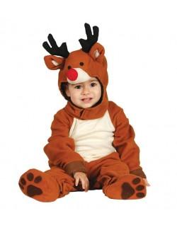 Costum Ren pentru bebelusi 6-12 luni