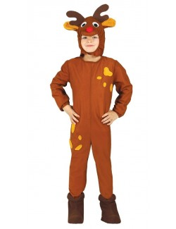 Costum Ren pentru copii 3-12 ani