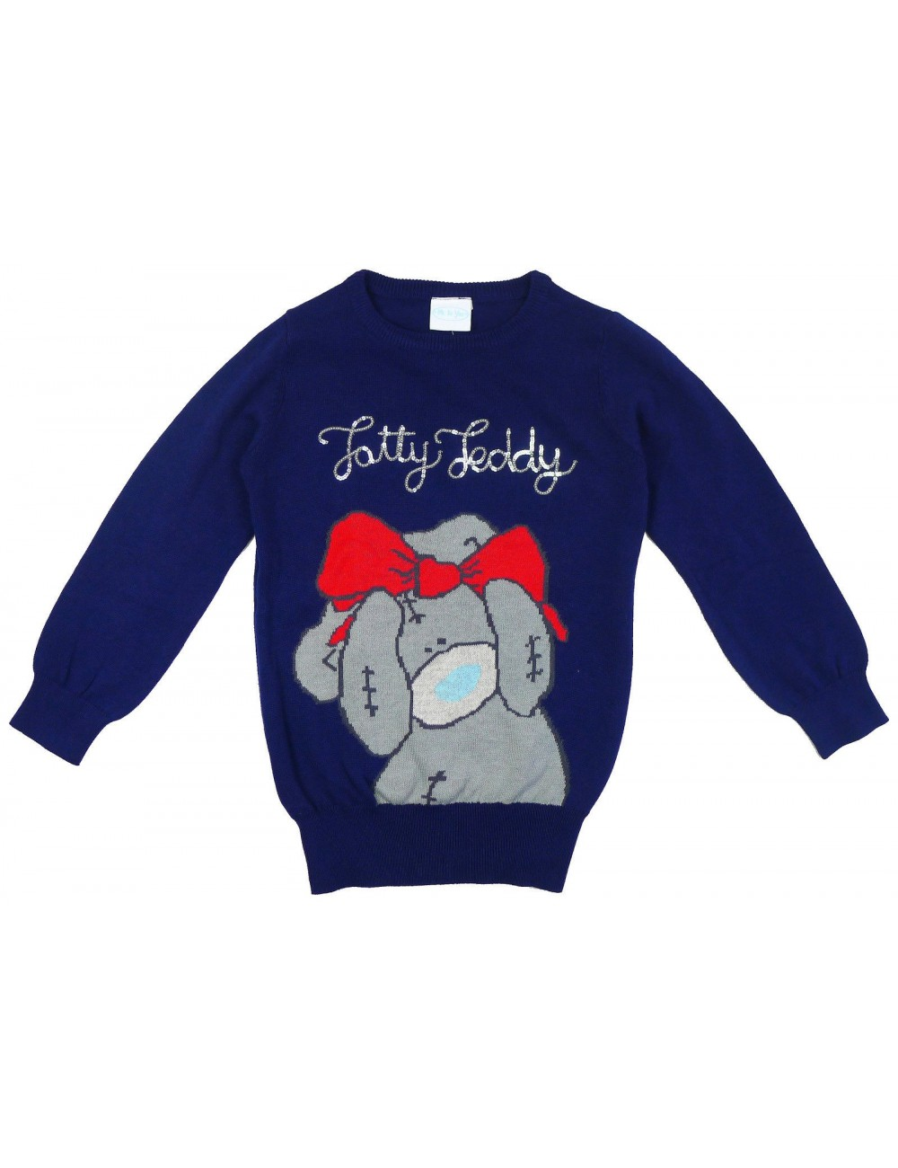 Pulover tricotat fete 2 - 10 ani, Tatty Teddy