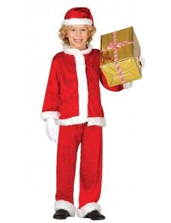 Costum Mos Craciun pentru baieti 5-6 ani