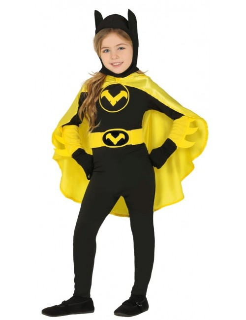 Costum fete, Black Super Heroine, 5-12 ani
