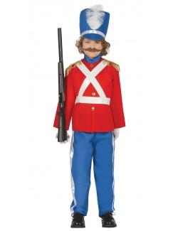 Costum copii, Soldatel, 5-9 ani