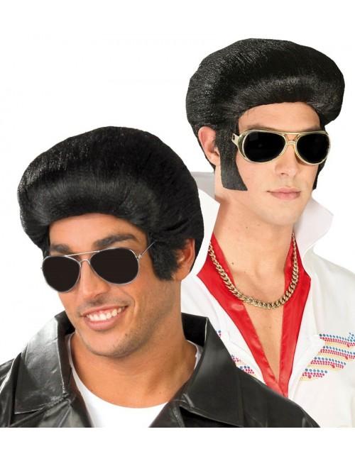 Peruca adulti, Elvis Regele Rock and Roll-ului