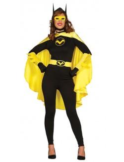 Costum femei, Batgirl Super Heroine, S-L