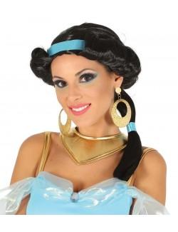 Peruca femei, Jasmine Printesa araba