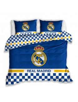 Lenjerie de pat, Real Madrid, 220 x 200 cm