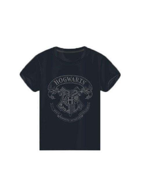 Tricou Harry Potter Hogwarts, negru, S-XXL