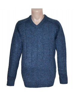 Pulover albastru pentru barbati, James Pringle, S
